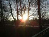 ...na słońce (Kiedy słońce było nad mostem)...