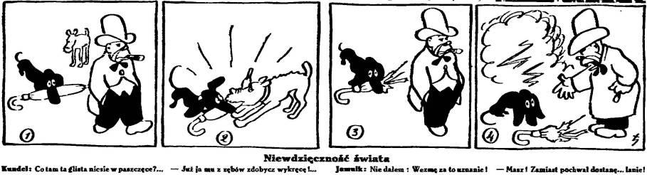 Przewodnik Katolicki 1933, nr 47.Wielkopolska Biblioteka Cyfrowa.