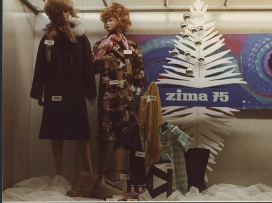 """""""Zima 75"""" (1669/III)"""