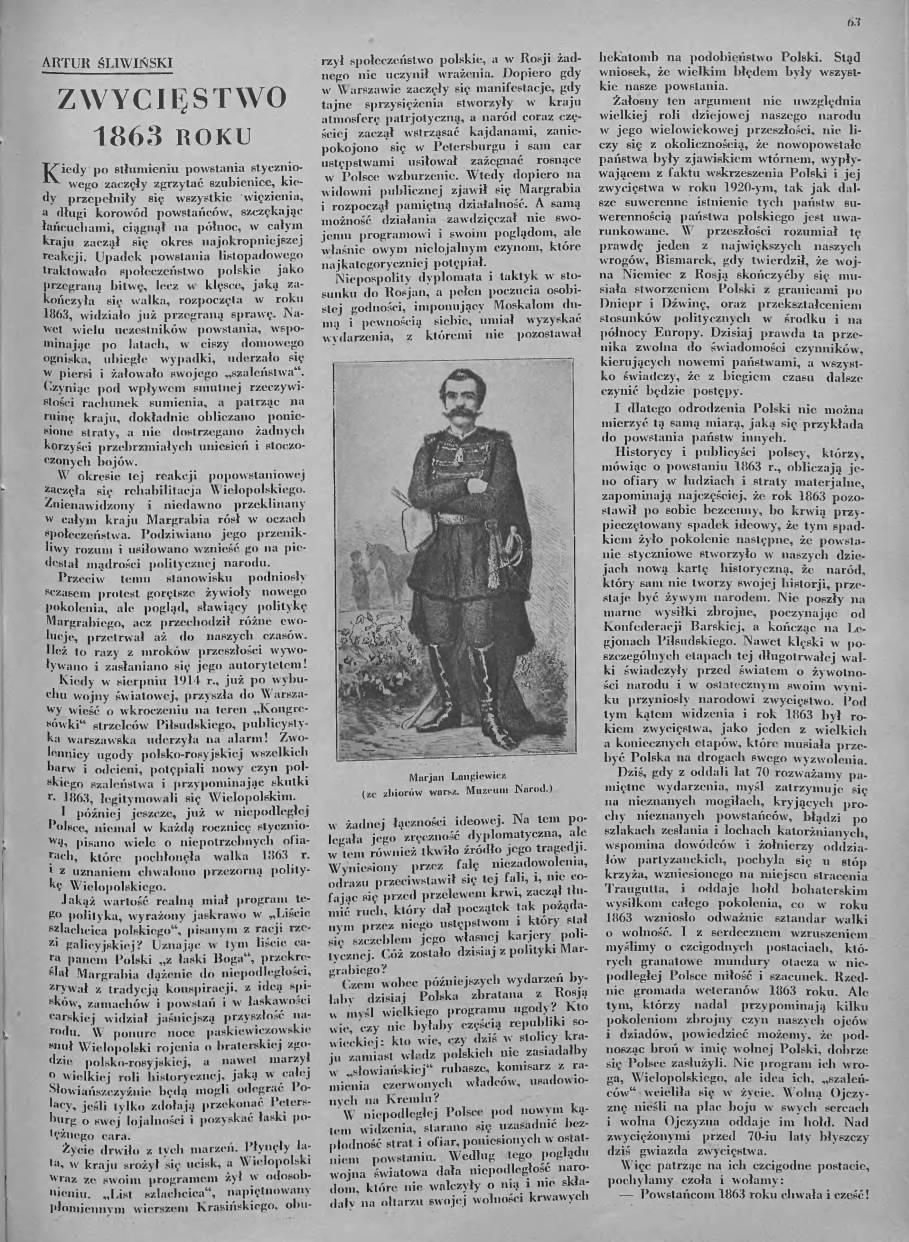 Tygodnik Ilustrowany 1933, nr 4.Biblioteka Cyfrowa Uniwersytetu Łódzkiego.