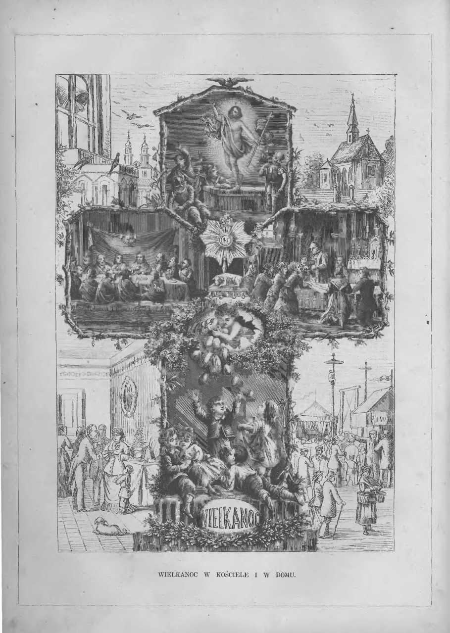 Biesiada 1883, nr 377.Biblioteka Cyfrowa Uniwersytetu Łódzkiego.