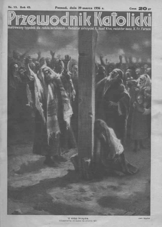 Przewodnik Katolicki 1936 nr 13