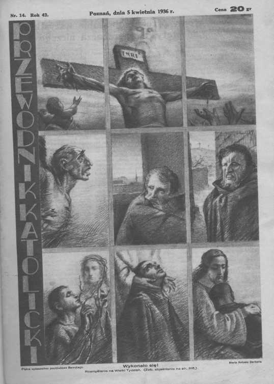 Przewodnik Katolicki 1936 nr 14