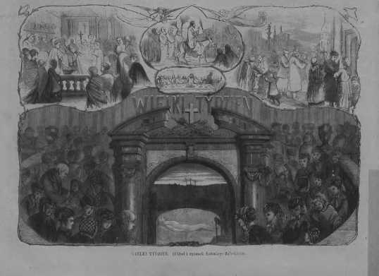 Tygodnik Ilustrowany 1868, nr 14.Biblioteka Cyfrowa Uniwersytetu Łódzkiego.