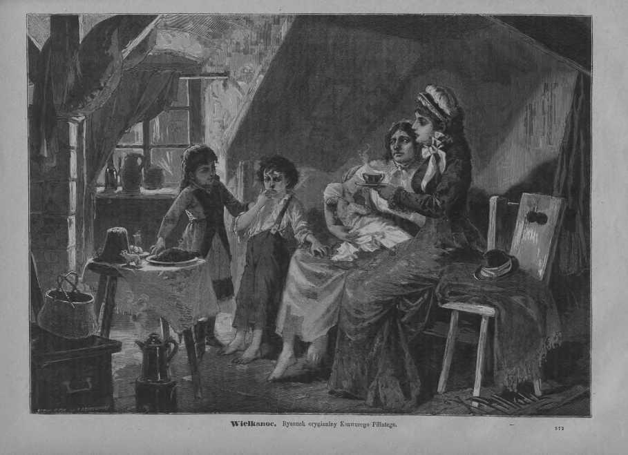 Tygodnik Ilustrowany 1880, nr 222.Biblioteka Cyfrowa Uniwersytetu Łódzkiego.