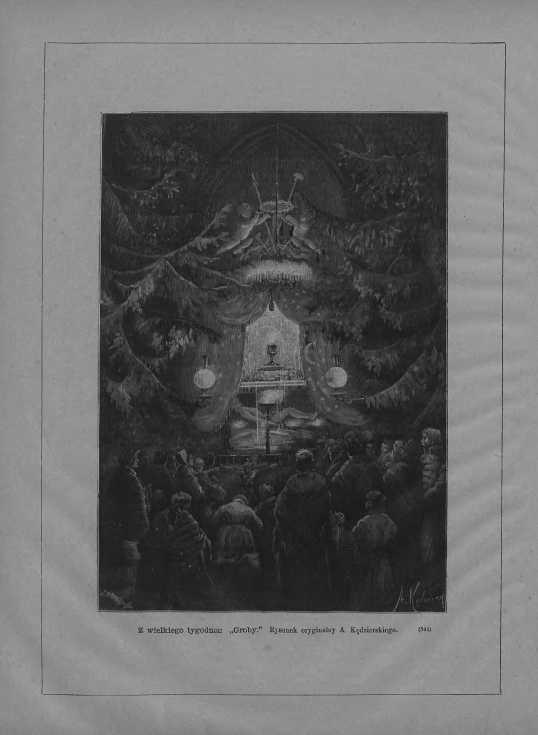 Tygodnik Ilustrowany 1884, nr 67.Biblioteka Cyfrowa Uniwersytetu Łódzkiego.