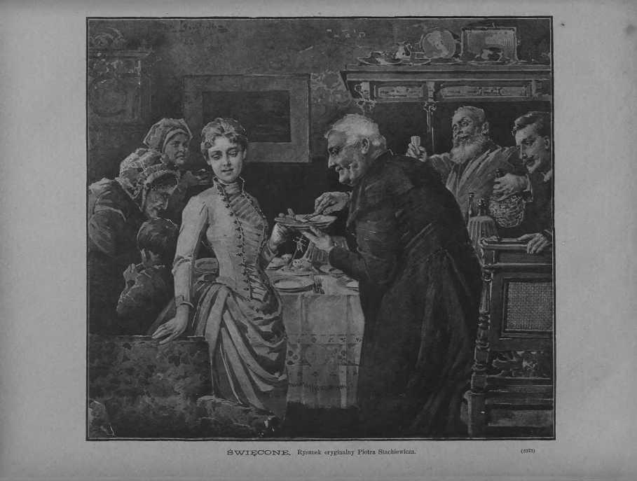 Tygodnik Ilustrowany 1886, nr 274.Biblioteka Cyfrowa Uniwersytetu Łódzkiego.