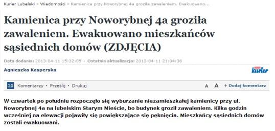 ...dzisiaj... kurierlubelski.pl