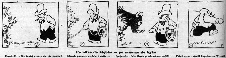 Przewodnik Katolicki 1934, nr 34. Wielkopolska Biblioteka Cyfrowa.