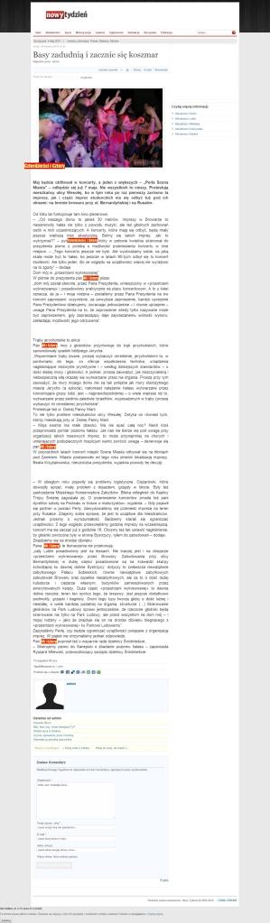 nowytydzien,pl Redakcja techniczna: Gabinet Osobliwości