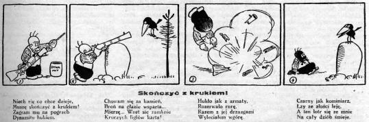 Przewodnik Katolicki 1935, nr 16. Wielkopolska Biblioteka Cyfrowa.