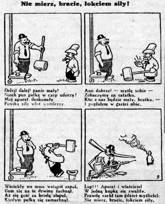 Przewodnik Katolicki 1935, nr 31. Wielkopolska Biblioteka Cyfrowa.