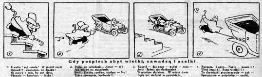 Przewodnik Katolicki 1935, nr 33. Wielkopolska Biblioteka Cyfrowa.
