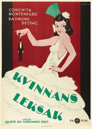 """Kobieta i pajac"" (""La Femme et le pantin"", rok prod. 1929)"