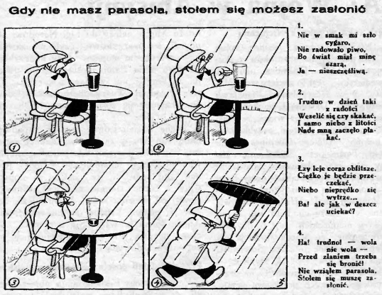 Przewodnik Katolicki 1935, nr 41. Wielkopolska Biblioteka Cyfrowa.