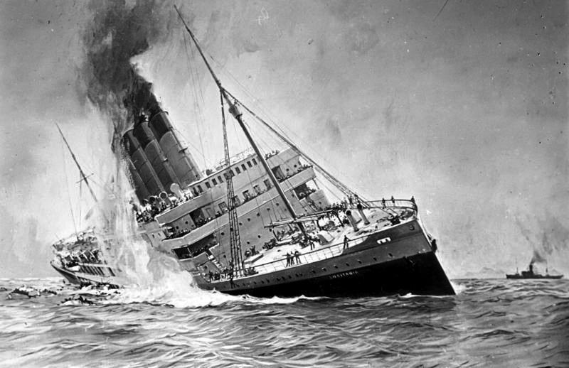 7 maja 1915 r. Niemcy ukarali lekceważącą...