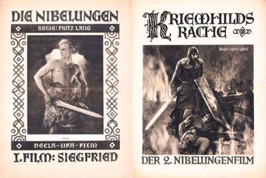Nibelungi (Die Nibelungen, rok prod. 1924, reż. Fritz Lang)