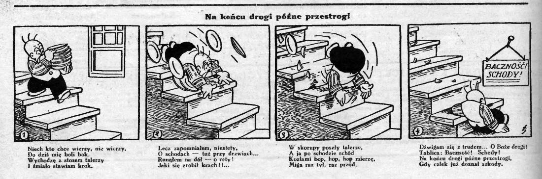 Przewodnik Katolicki 1935, nr 47. Wielkopolska Biblioteka Cyfrowa.